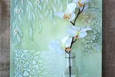 Video Tutorial: Making Home Decor Wall Art {TCW Stencils &...
