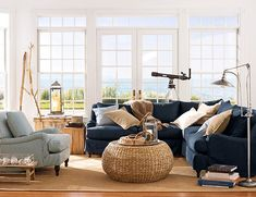Coastal Style Ideas | Pottery Barn