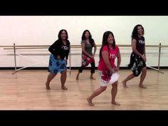 HOT HULA fitness Dance Workout - Week 4