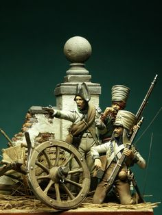 Military Diorama, Military Art, Military History, Minis, Military Action Figures, Crimean War, Empire, Military Modelling, Miniature Figurines
