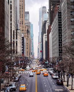 East 42nd Street New York City