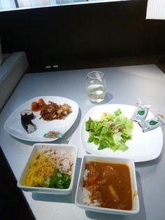 """""""ANA Lounge"""", Tokyo(Narita) Aeroporto (Luglio)"""
