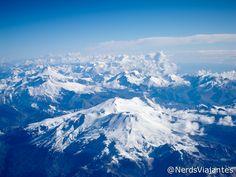 Cordilheira dos Andes - Santiago - Chile