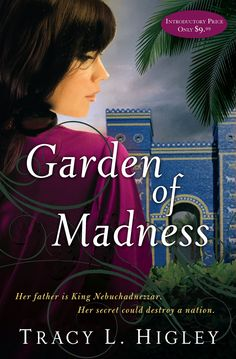 Garden of Madness by Tracy L. Higley, anoher great book like pompeii city on fire!