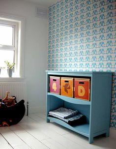 Wunderbares Und Eigenwilliges Design Von Isak Aus Grossbritannien.  WandgestaltungTapetenSchlafzimmerKinderzimmerJunge ...