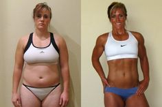 Another awesome transformation!  Incredible what your body can do when it's fueled with the right nutrition!!  www.cherylwesley.isagenix.com  Isagenix Before & After - Tiff D. #weightloss