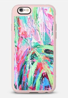 California Palm Party by Ann Marie Coolick #casetify #phonecase