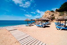 Es Torrent. Ibiza, Spain