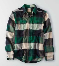 In Fashion Mens Coats Lined Flannel Shirt, Mens Flannel Shirt, Cheap Mens Fashion, Fashion Wear, Fashion Rings, Womens Fashion, Flannel Outfits, American Eagle Outfits, Herren Outfit