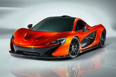 McLaren P1 - The McLaren P1 is a concept car, and the company is still uncommitted to a specific release year. But since it was shown off at the 2012 Geneva Motor Show, Brauer guesses we may see this car in 2015. P1 will need to weigh less than 3,000 pounds and generate at least 700 horsepower. Mclaren P1 Black, New Mclaren, Mclaren 650s, Supercars, Audi Supercar, Auto Poster, Porsche 918, Mc Laren, Most Expensive Car