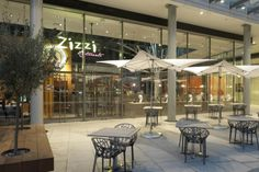Zizzi, Central St Giles | d_raw : architectural and interior design collective