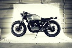 Custom Honda GB250 by Bruno Pedreira
