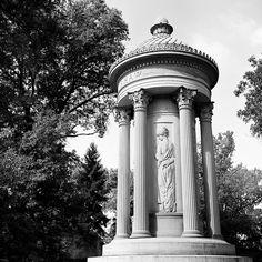 Spring Grove Cemetery & Arboretum - Cincinnati, Ohio