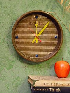 30 ideas para reutilizar accesorios de cocina. | Mil ideas de Decoración