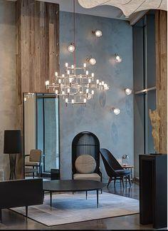 Interior Exterior, Modern Interior Design, Interior Architecture, Bar Interior, Bathroom Interior, Interior Livingroom, Luxury Interior, Kitchen Interior, Lounge Design
