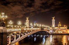 France At Night | alexader_bridge_at_night_in_paris_france_by_henripostant-d5kmikg.jpg