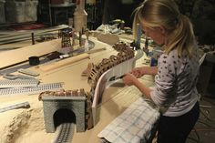 00 Gauge Layouts From Planning To Construction Stage - Model Train Buzz Slot, Model Train Layouts, Small World, Model Trains, Scale Models, Gauges, Scenery, Construction, How To Plan