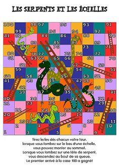 Les serpents et les �chelles