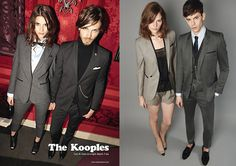 androgynous fashion lookbooks - Google Search
