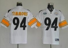 http://www.xjersey.com/pittsburgh-steelers-94-lawrence-timmons-white-jerseys.html Only$34.00 PITTSBURGH STEELERS 94 LAWRENCE TIMMONS WHITE JERSEYS Free Shipping!