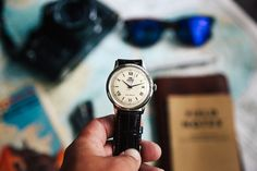 The cream-dialed Bambino Version 2 is back with some improvements under the hood: http://orientwatchusa.com/product-category/mens-watches/classic/bambino-2ndgen-v2/