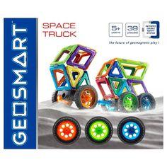 Geosmart 39-pc. Space Truck Set, Multicolor