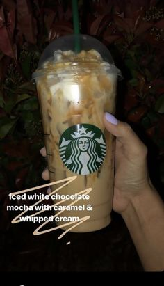 ☆lillian 🌙☆ Source by Drink Starbucks Diy, Bebidas Do Starbucks, Secret Starbucks Drinks, Starbucks Secret Menu Drinks, Starbucks Order, Starbucks Flavors, Healthy Starbucks Drinks, Fun Drinks, Yummy Drinks