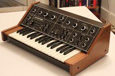 MATRIXSYNTH: Korg 770 Vintage Synthesizer SN 770160 with Origin...