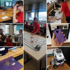 Something we liked from Instagram! Open #STEM #school day #yesterday was  #engineering #engineer #virtualreality #MakeyMakey #xyzprinting #3dprinter's #3dscanning #matterandform #lego #mindstorm's #arduino #MeetEdison #robot's #robotics ... And so much more... I love my 'job' (but now my #battery is empty... ) by dominiquecobbaert check us out: http://bit.ly/1KyLetq