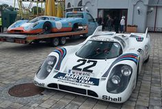 POrsche 917 Martini Racing Team