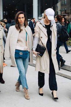 Street style: New York Fall/Winter 2017-2018 Fashion Week 147
