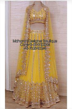 Heavy Work Bridal Lehenga With Price Party Wear Indian Dresses, Indian Gowns Dresses, Indian Bridal Outfits, Indian Bridal Fashion, Pakistani Bridal Dresses, Indian Fashion Dresses, Pakistani Mehndi Dress, Bridal Suits Punjabi, Latest Bridal Lehenga