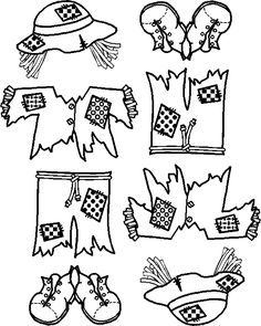 128 best scarecrows worksheets stories poems and crafts for