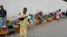 Spring Time, Morocco, Straw Bag