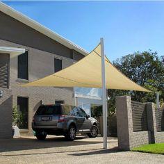 Home Car Parking Shade Sail - Shengzhou Sanjian Netting Co., Ltd