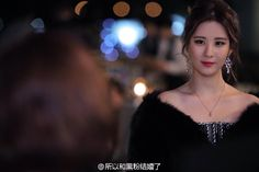 151126 Chinese and Korean Movie <So I marry with my anti fan> SNSD Seohyun.