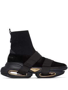 Nike Boots Mens, Mens Shoes Boots, Timberlands Shoes, Shoe Boots, Balmain, Futuristic Shoes, High Top Sneakers, Sports Footwear, Nike Free Shoes