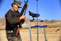 Every Marine is a rifleman. (U.S. Marine Corps photo by Lance Cpl. Trevon S. Peracca)