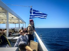 Traveling in Greece by Ferry