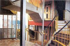 Aldo Van Eyck, Affordable Housing, Lighthouse, Stairs, Studio, Architecture, Furniture, Interior Design, Home Decor