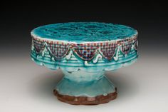 Cake Stand by arthurhalvorsen on Etsy