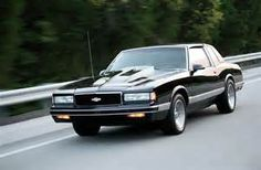 1987 Chevrolet Monte Carlo LS w/LS1 power!