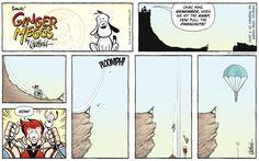 Ginger Meggs Comic Strip, December 06, 2015     on GoComics.com