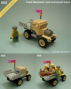 https://flic.kr/p/dZ2xAy | AWFULWORLD #005 | Armoured truck and mechanic.