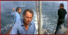 Jaws (1975) Robert Shaw (Quint) who offers his services as a shark hunter for a fee. http://1.bp.blogspot.com/-QP1B6c2jbZM/ThJFWLs8IGI/AAAAAAAABxY/1ycVbCy3yM4/s1600/Quint%2BDriving.JPG