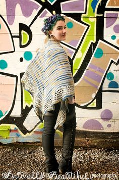 Ravelry: What The Water Gave Me pattern by Caitlin ffrench