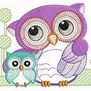 By Ace Points, fine feathered characters flock together in adorable heart warming scenes in Cute Owls 2.
