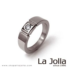 Only - Titanium ring