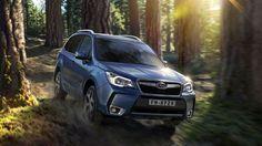 Subaru Forester подорожал после обновления на 200 тысяч рублей
