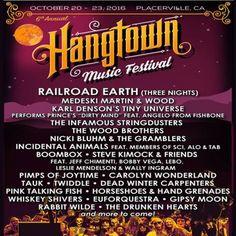 Hangtown Music Festival Lineup Announced | Railroad Earth